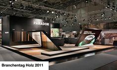 Parador | Branchentag Holz 2012, Köln | D'art Design Gruppe