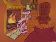 Discover & share this Pink Panther GIF with everyone you know. GIPHY is how you search, share, discover, and create GIFs. Vintage Cartoons, Classic Cartoons, 60s Cartoons, Animiertes Gif, Animated Gif, Cartoon Gifs, Cartoon Characters, Rosa Panther, Rosas Gif