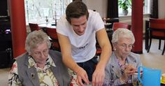 Students Rent For Free At The Retirement Home. Why? This Is Brillliant!