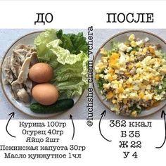 Clean Eating Menu, Clean Eating Recipes, Paleo Recipes, Real Food Recipes, Cooking Recipes, Gourmet Salad, Healthy Plate, Health Eating, Healthy Meal Prep