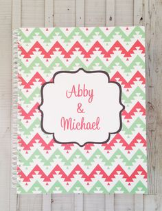 Hey, I found this really awesome Etsy listing at https://www.etsy.com/listing/218015489/personalized-wedding-planner-bridal