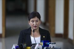 La nueva fiscal general promete combatir la delincuencia e impunidad en Guatemala - USA Hispanic