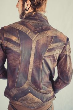 - 1Info - Size Chart Finally, a new men's Anahata Designs leather jacket, now…
