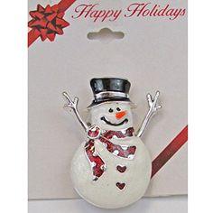 Christmas Joyful Winter Snowman Brooch Pin Tower http://www.amazon.com/dp/B015Q1H8OS/ref=cm_sw_r_pi_dp_Badbwb1T8808S