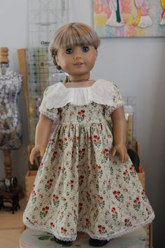 Custom Order for Brianna  Victorian Dress and by ForAllTimeDesigns