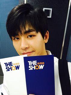 [Twitter] 150721 sbsmtvtheshow - #인피니트 Hoya