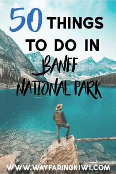 Banff National Park is the perfect place to visit if you're on a budget. Here are 50 cheap and free things to do in Banff National Park in Alberta Canada, Banff Alberta, Ottawa, Canadian Travel, Canadian Rockies, Toronto, Whistler, Places To Travel, Places To Visit