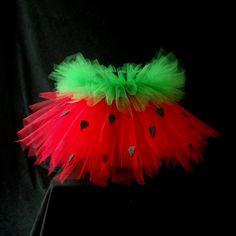 Strawberry Shortcake Tutu by LittleTutuShop on Etsy, $34.00