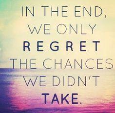 Arrepentirse...