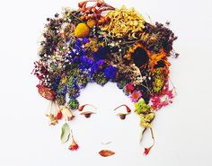 Made Us Look: We Heart These Inspiring Flower Faces