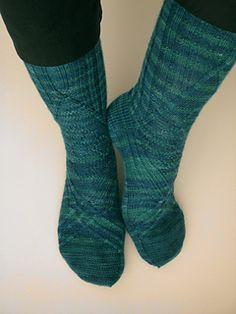 Maryana Mystery Socks by Stefanie Bold - free