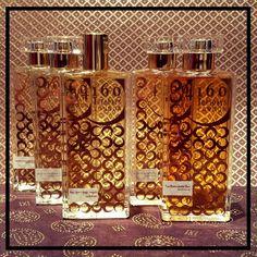 100ml Eaux de Parfum from the Four Mysteries collection. www.4160Tuesdays.com