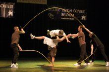 The Jump Rope Crew - Rope Skipping Show | www.contrabandevents.com