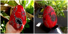 """My """"Red"""" collection of rocks. Most welcome to my page : The Stunner Boutique - Alina https://www.facebook.com/pages/The-Stunner-Boutique/456809484484281"""