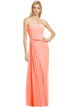 Cosmic Aura Gown by Halston Heritage