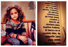 Bandolera Gloriaca en la revista XL Semanal del Grupo Vocento. Agosto 2014