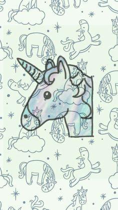 Wallpapers Unicorn Tumblr!!! Papel de parede unicórnio fofo!! Segue aí q tem muuitooo mais!!! #Unicorn #Tumblr #Wallpapers ♡♡♡☆ @WallpaperTumblr