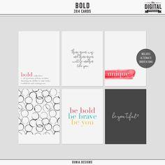 Free Bold Journal Ca
