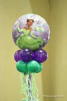 PRINCESS AND THE FROG Birthday Party Ideas | Photo 1 of 82 | Catch My Party