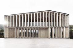 Casa sociale Caltron / Mirko Franzoso Architetto