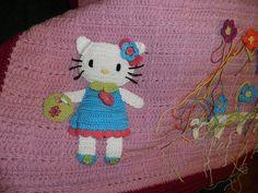 yardımmmm istiyorum kızlar:)(tığ işi bebek battaniyesi) - Netten Alıntı Ve Şemalı Modellerin Tümü
