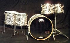 this is the best drumset i have ever seen