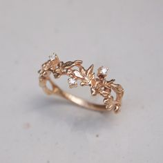 PLANT / PLANT hand made jewelry -rings13R07GY