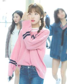 Kpop Girl Groups, Korean Girl Groups, Kpop Girls, Kpop Fashion, Korean Fashion, Girl Fashion, Swag Outfits, Cute Outfits, Arin Oh My Girl