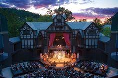 Ashland, Oregon, USA (1983)(Shakespeare Festival)