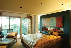 Luxury Master Bedroom | Plan 011S-0018 | House Plans and More