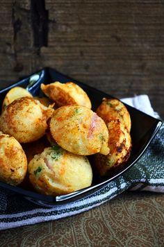 Instant rava paniyaram recipe | Easy spicy rava paniyaram recipe | Cook click n devour!!!
