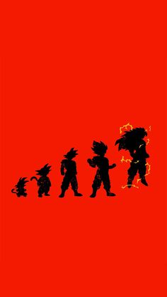 A Dragon Ball Z t-shirt by Baznet/JBaz. The evolution of Goku from a turbulent babe to one of the most powerful fighter in the universe ! Got Anime, Manga Anime, Anime Art, Goku Manga, Dragon Ball Z, Akira, Goku Evolution, Anime Comics, Comic Art