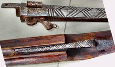 Ethnographic Arms & Armour - XVI century matchlock and barrel, help with more precise dating