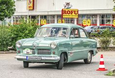 Ford 12m 1955-1958