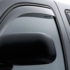 WeatherTech 72392 Series Light Smoke Front/Rear Side Window Deflector Set - Side Window Deflectors WeatherTech(R) Side Window Deflectors, offer fresh air enjoyment with an original equipment look, installing within the window channel. They are crafted from the finest 3mm acrylic material available. Installation is quick and easy, with no exterior tape needed. WeatherTech(R) Side Window Deflectors are precision-machined to perfectly fit your vehicle's window channel. These low profile window…