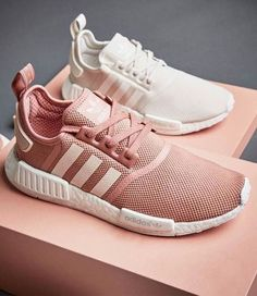 46e305829c407 Adidas Women Shoes - Adidas Women Shoes - Women Adidas Fashion Trending  Pink White Leisure Running Sports Shoes - We reveal the news in sneakers  for spring ...