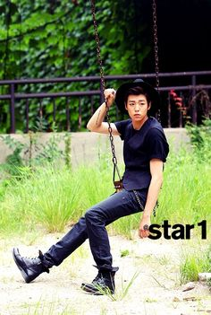 Lee Hyun Woo - @Stacy Wilkins Magazine August Issue