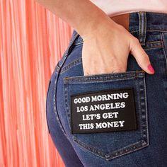 good morning la patch