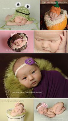 Ideas for baby photos