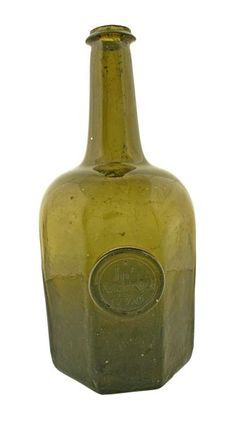 Ashmolean Museum: British Archaeology Collections - Wine Bottles ...
