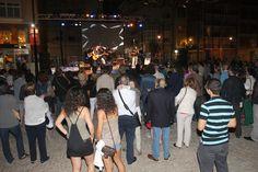 Plaza del Risueño - Concierto La Fonda