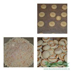 Fursecuri piersici umplute Deserts, Bread, Food, Brot, Essen, Postres, Baking, Meals, Breads