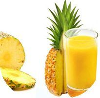 Receita de suco detox de abacaxi e gengibre para auxiliar a perda de peso e também proporcionar mais disposição. O abacaxi combate o inchaço e muito mais