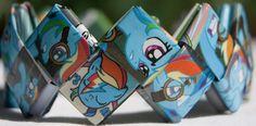 OOAK Rainbow Dash My Little Pony Friendship by FantasticFoldsShop