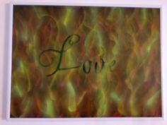 Das Feuer der Liebe Neon Signs, Curtains, Prints, Paper, Artworks, Fire, Photo Illustration, Love, Blinds