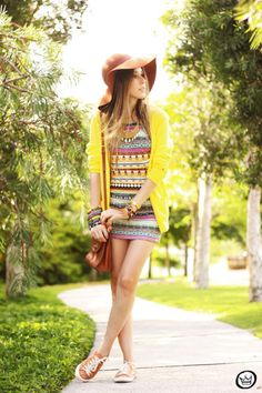 """Yellow Displicent Dresses   """"Karuni"""" by fashioncoolture"""
