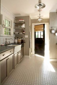 smaller kitchens : a glance at well designed spaces. | the handmade home