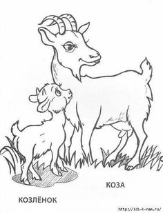 VK is the largest European social network with more than 100 million active users. Farm Animal Coloring Pages, Free Adult Coloring Pages, Cute Coloring Pages, Coloring Pages For Kids, Coloring Books, Outline Drawings, Cartoon Drawings, Animal Drawings, Bubble Art