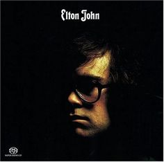 1970 - Elton John's seminal album 'Elton John', orchestrated by Paul Buckmaster. Excellent double CD release recently includes original piano-only demos. Elton John Album Covers, Elton John Cd, Music Album Covers, Music Albums, John 3, Lp Vinyl, Vinyl Records, Best Love Songs, Classic Album Covers