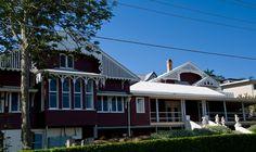 Lochiel, Hamilton.  Your Brisbane: Past and Present.